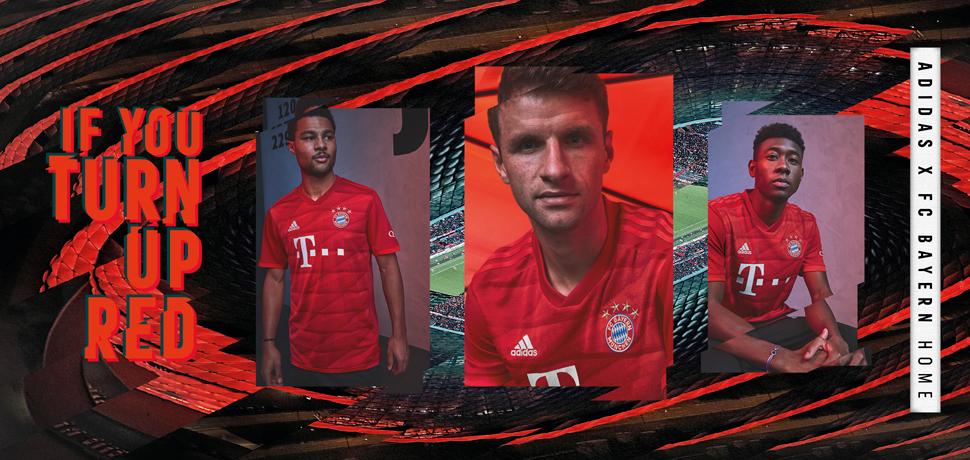 Bayern Trikot 2019