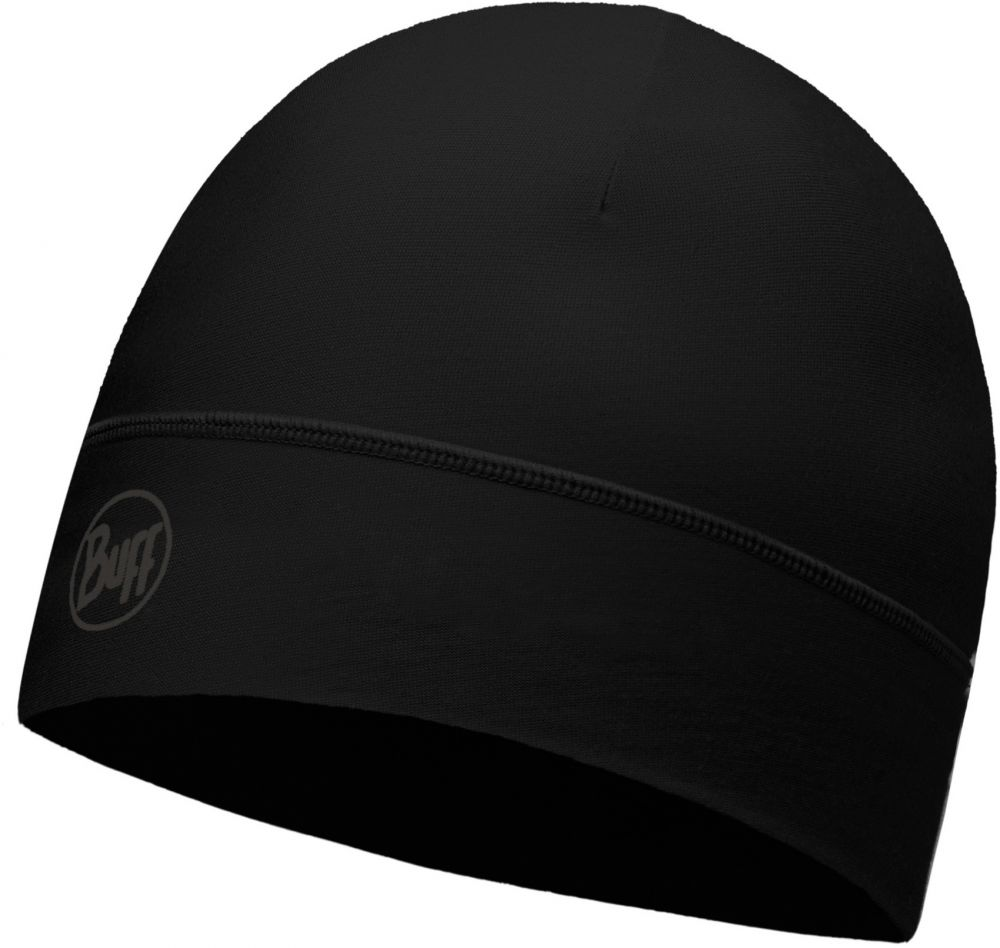 NOS Microfiber 1 layer Hat Buff® b schwarz