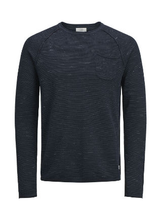 JORHARRY KNIT CREW NECK