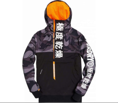 SNOW TECH JAPAN EDITION HOOD