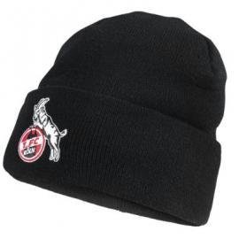 1. FC Köln Beanie Logo schwarz