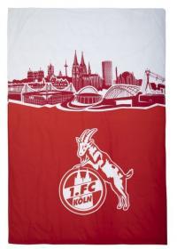. FC Köln Bettwäsche Skyline
