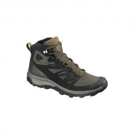 Schuhe OUTline Mid GTX Bk/Beluga/Ca