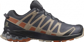 Schuhe XA PRO 3D v8 GTX Ebony/Caram