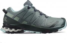 Schuhe XA PRO 3D v8 GTX W Gr/Green