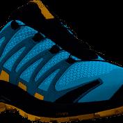 Schuhe XA PRO 3D v8 Reef/Fall Leaf/