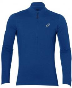 LS 1/2 ZIP JERSEY LIMOGES HEATHER