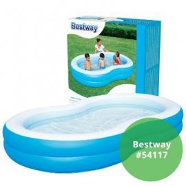 Bestway Family Pool Lagune 2,desi