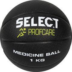 Medizinball 1kg schwarz
