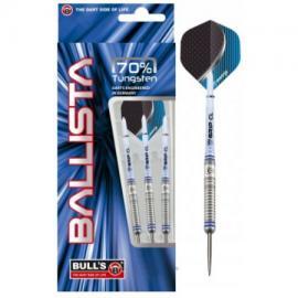 BULL'S Ballista Steeldart, 70% Tun