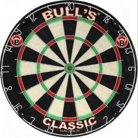 BULL'S Classic Bristle Dart Board