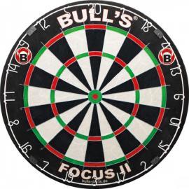 BULL'S Focus II Bristle Dart Board