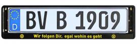 BVB Autokennzeichen