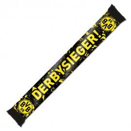BVB Schal zum Derbysieg schwarz