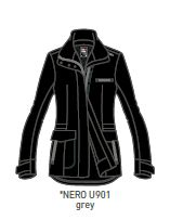WOMAN JACKET NERO
