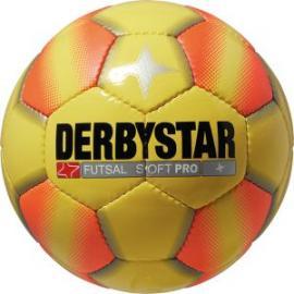 Futsal Soft Pro gelb/rot
