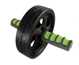AB-ROLLER - Bauchtrainer, (Duo Whee