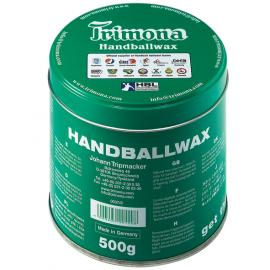 Handballwax 500 g  can white/red/blue