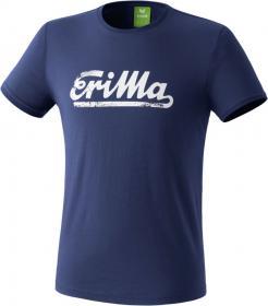 RETRO t-shirt new navy/white