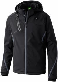 softshell jacket FUNCTION black/anthrazit