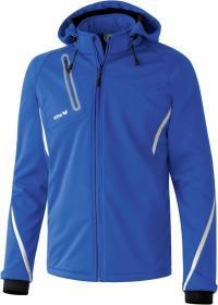 softshell jacket FUNCTION new royal/white