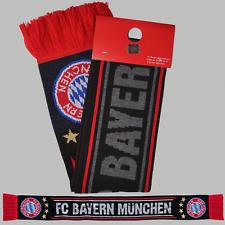 FCB Schal black