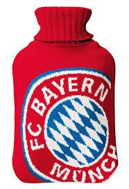 FCB Wärmflasche Logo