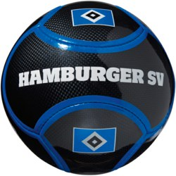 "Fussball ""Hamburger SV"" blau"