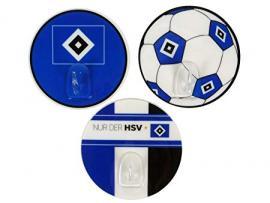 HSV Handtuchhalter 3er Set