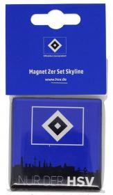 HSV Magnet 2er Skyline