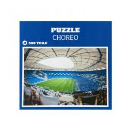 HSV Puzzle Choreo 500 Teile