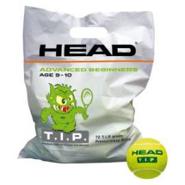 72B HEAD TIP green - Polybag - 6DZ -