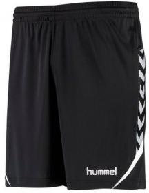 AUTH. CHARGE POLY SHORTS BLACK