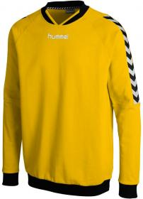 STAY AUTHENTIC COTTON SWEAT SPORTS YELLOW