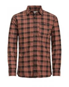 JORSYLVESTER SHIRT LS ONE POCKET dusty