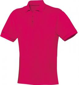 Polo Team pink