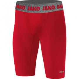 Short Tight Compression 2.0 red
