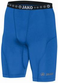 Short Tight Compression bleu