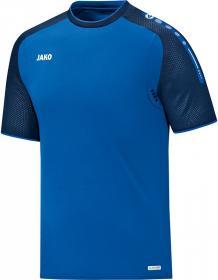 T-Shirt Champ marine/royal/weiý