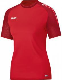 T-Shirt Champ rot/schwarz/weiss