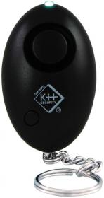 Schlüsselalarm Premium, schwarz schwarz