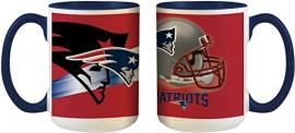 New England Patriots 3D Mug
