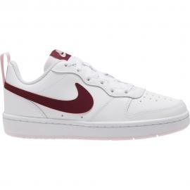 Nike Court Borough Low 2 Big K,WHIT