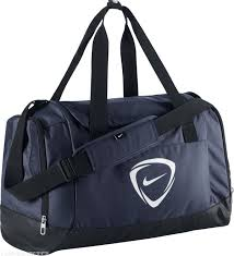 NIKE CLUB TEAM DUFFEL - S BLACK/WHITE