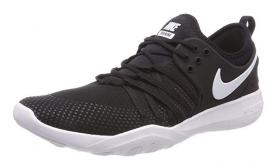 WMNS Nike FREE TR 7 Da-Trainings schwarz-weiss
