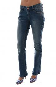 EBBA LOW BOOTCUT Jeans NOOS