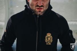 AW16 Bluza Kaptur Gold