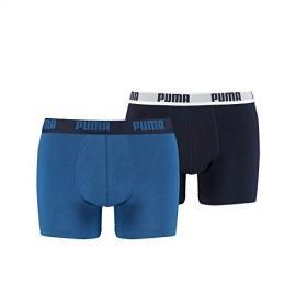 PUMA BASIC BOXER 2P true blue