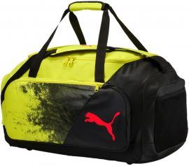 LIGA Medium Bag PUMA RED-BLACK