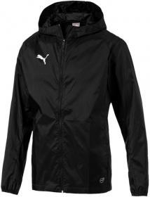 LIGA Training Rain Jacket EBONY-SPECTRA YELLOW